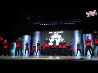 UpClose: The Family - Canada (MegaCrew Division) @ HHI2016 World Finals!!