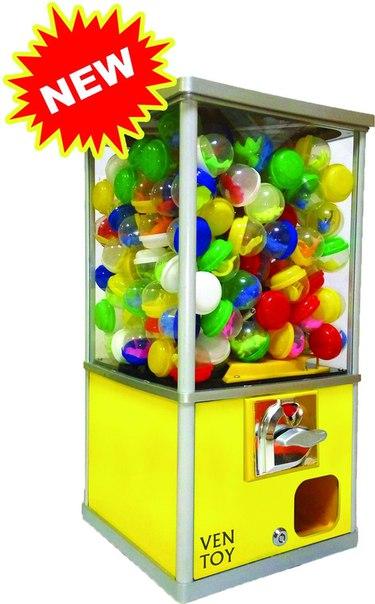 Торговый автомат VenToy
