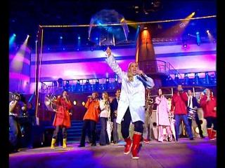 Alizee - Les Enfoires 2002 - La Meteo Medley