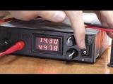Самодельный блок питания (ЛБП) (20 В, 5 А) с регулировкой напряжения и тока