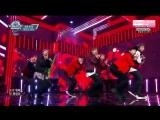 [Comeback Stage] 161013 BTS (방탄소년단) - 21st Century Girls (21세기 소녀) @ 엠카운트다운 M! Countdown