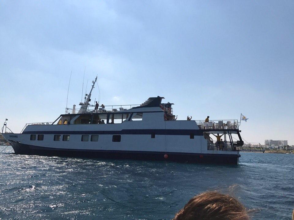 Экскурсия вдоль побережья Кипра