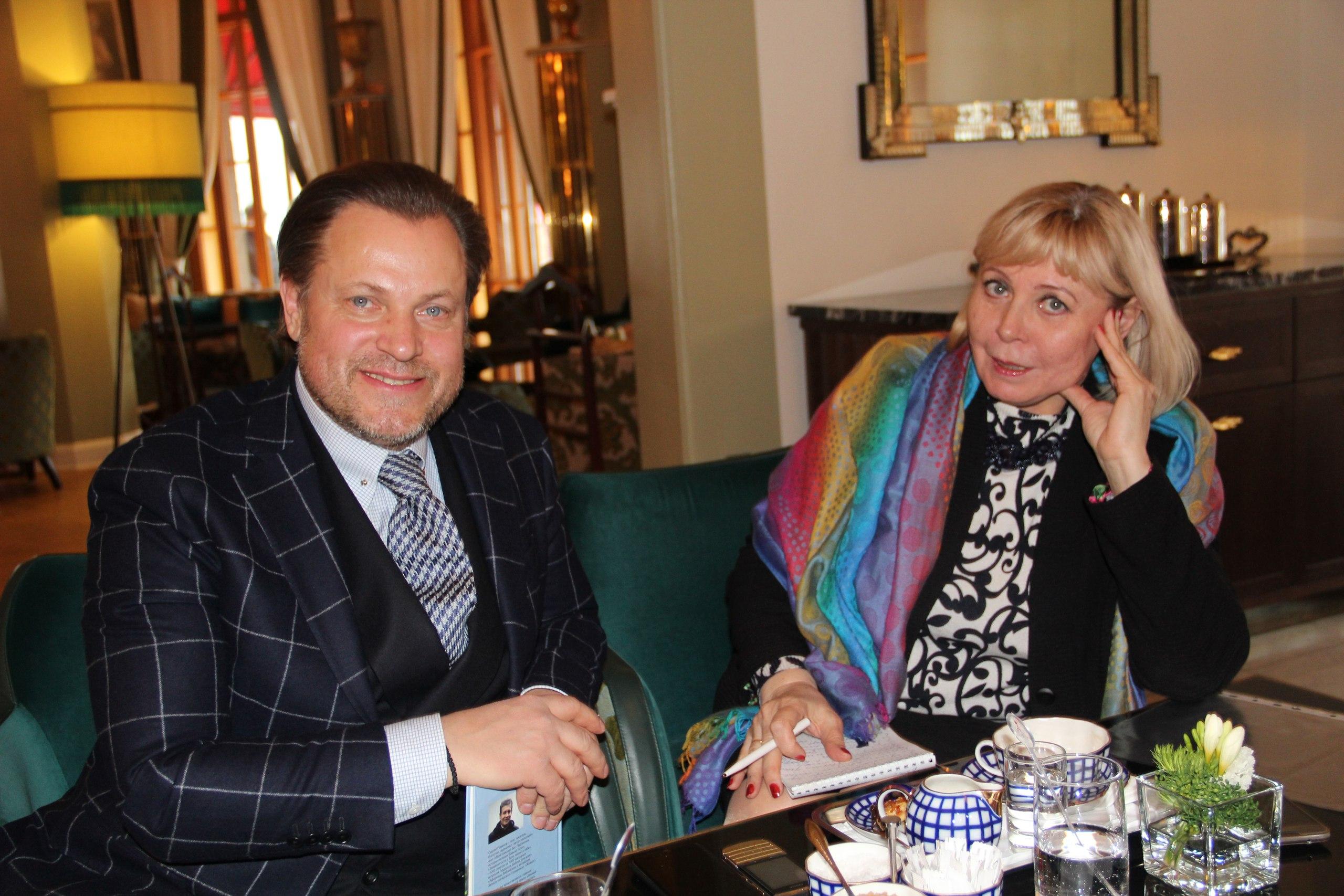 Интервью c Герелло Василием Георгиевичем - звездой мировой оперной сцены