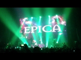 Epica - Ascension - Dream State Armageddon. Москва, ИзвестияHall, 24/02/17