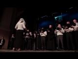 Правый хор храма Преображения Господня -