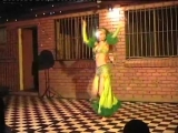 Belly Dancer Rachel in Sydney - saidi with drummer 4255