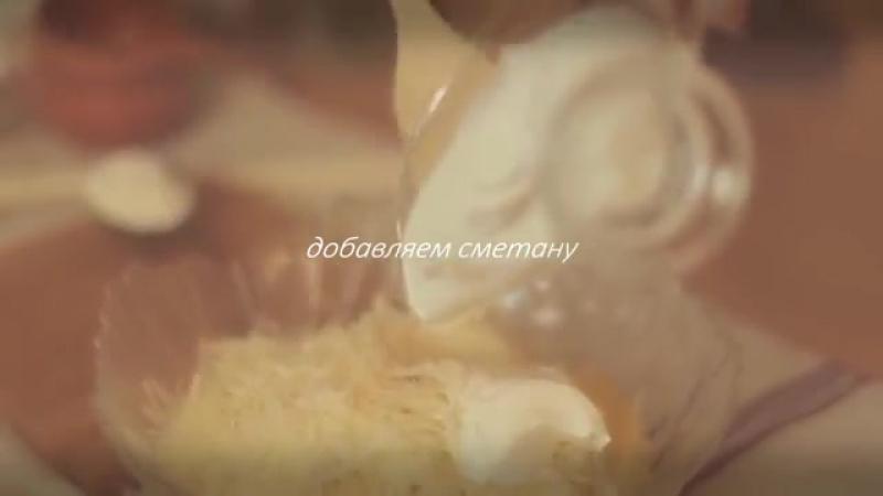 2yxa ru Kartofelnaya zapekanka s grudinkoy i gribami Recepty ot Easy Cook