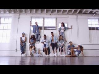Танец Четко Iggy Azalea - Team (Dance Video)
