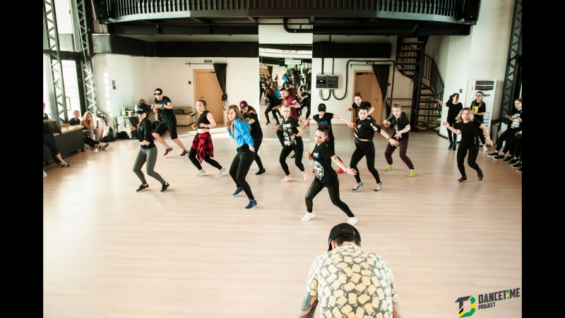 Workshop by Narina Chopa Badman Day by Dance Time Project