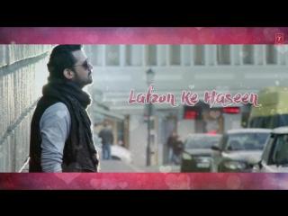 Hoor Lyrical Video Song - Hindi Medium - Irrfan Khan Saba Qamar - Atif Aslam - Sachin- Jigar