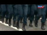 Академия гражданской защиты МЧС России Парад Победы на Красной Площади 9 мая 2017