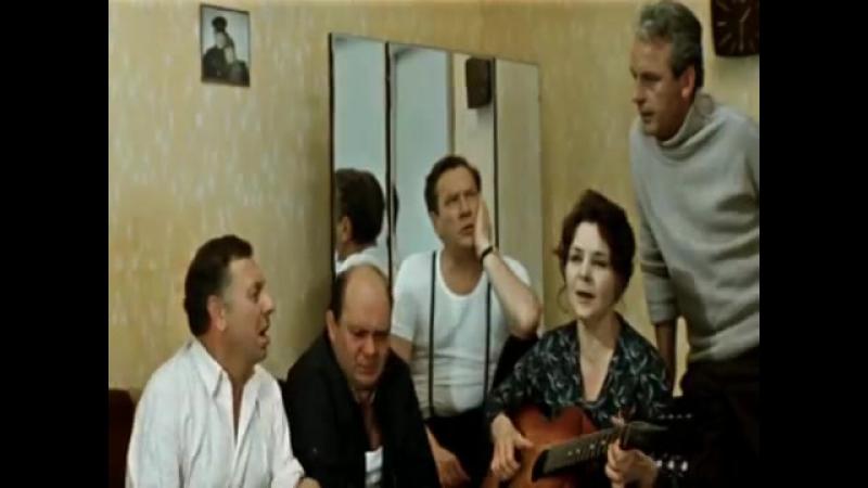 Здесь птицы не поют Нам нужна одна победа Нина Ургант к ф Белорусский вокзал 1970