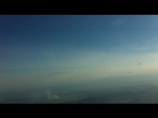 Flying a Cessna ...