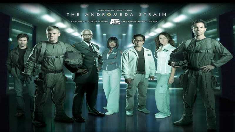 Вирус Андромеда / The Andromeda Strain (2008) [Эпизод 3-4]