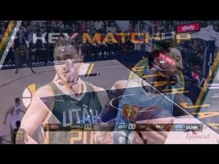 Противостояние матча: Хейворд vs Чендлер   04.12.16