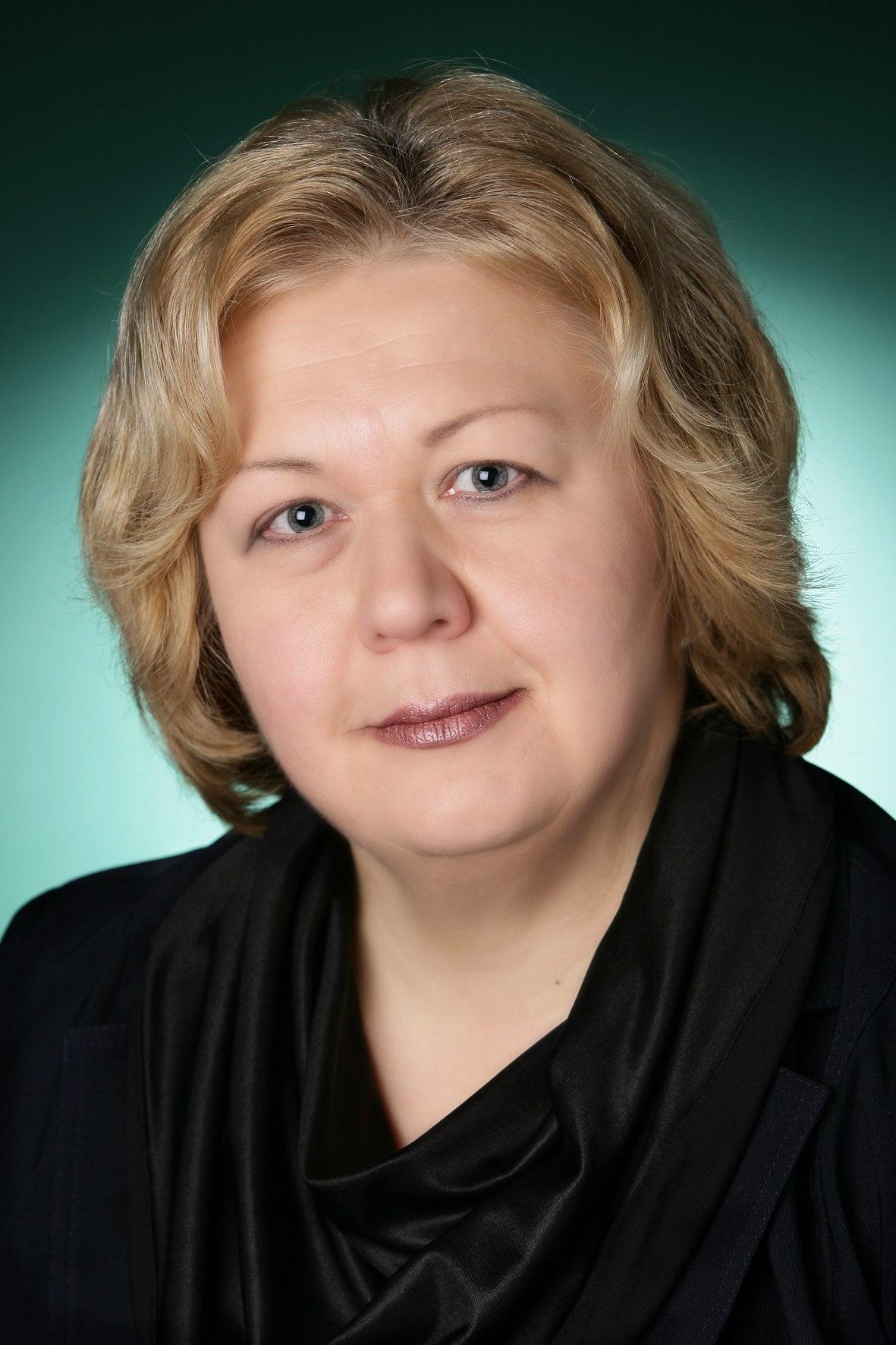 Наталья Анатольевна Зубчёнок