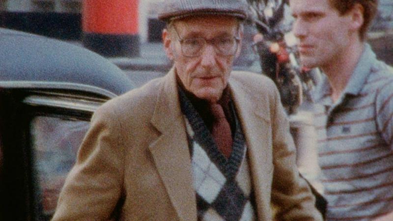 Пиратская пленка / Pirate Tape (W. S. Burroughs Film) (1983) The super8 programme / Дерек Джармен / Derek Jarman