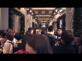 Alta Moda and Alta Sartoria Fashion Show in Hong Kong