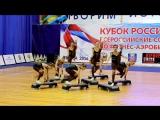 Лада Фристайл - Кубок России Фитнес Аэробика 3 декабря 2016 Roman Kashin 33