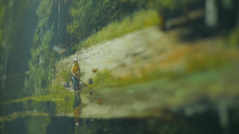 Выставка художников-любителей «Мир прекрасен»