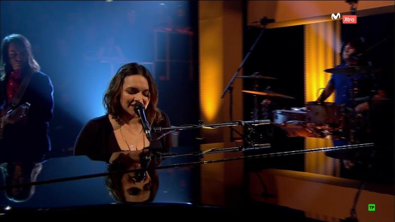 Norah Jones - Flipside / Carry On / Don't Be Denied (Later...with Jools Holland - sep 27, 2016)