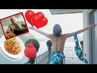 My Epic Birthday In Italy! | Amanda Cerny
