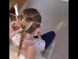 А ты знала, что с помощью карандаша можно сделать такую прическу?