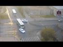В Красноярске в дтп с автомобилем администрации пытаются сделать виновным, невиновного водителя.