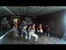 МК Анны Стукачевой. Female dancehall, 2 группа
