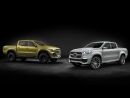 Mercedes X-Class (2018) Luxury Pickup Truck