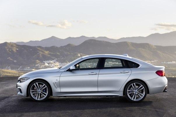 БМВ представили публики новое купе, кабриолет и седан Gran Turismo чет