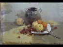 Still Life Painting in Gouache Paint 02
