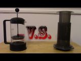 French Press v.s. Aeropress  Pros and Cons