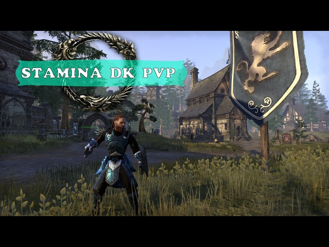 Билд Stamina DK Рыцарь Дракона для PVP Homestead
