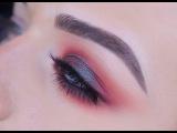 Fall Eye Makeup Tutorial  Lime Crime Venus Palette