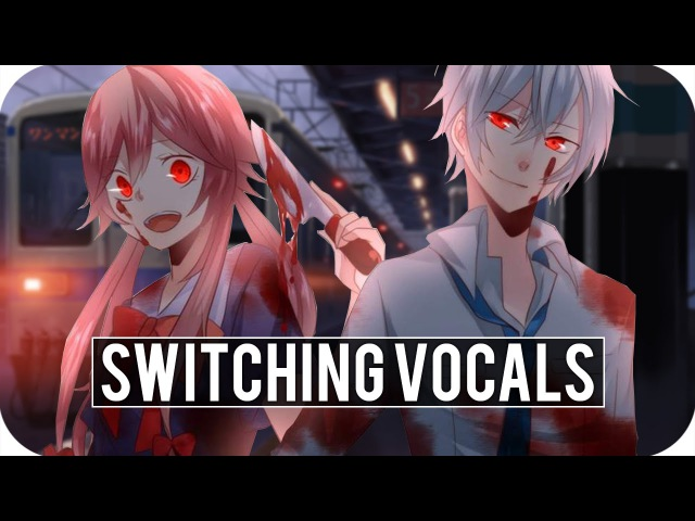 Nightcore | Tongue Twister (Switching Vocals)
