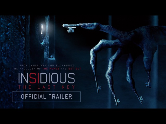 Insidious: The Last Key - Official Trailer (HD)
