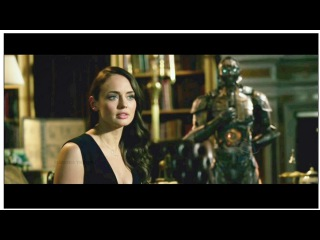 "Transformers 5: The Last Knight ""Cade And Cogman"" Movie Clip Michael Bay Movie 2017"