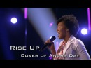 Jayna Brown performs Rise Up on Americas Got Talent - Golden Buzzer