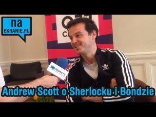 Andrew Scott o Bondzie, Sherlocku i swoim najnowszym filmie