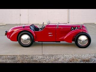 Orlebar Schneider Le Mans Special 1939