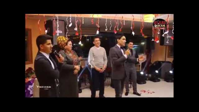 Degishme - Yagshy Goshunow Myrat Mollayew we Arslan Gulmammedow | 2017