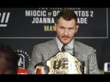 У Стипе Миочича проблемы с контрактом с UFC, UFC о возвращении Брока Леснара