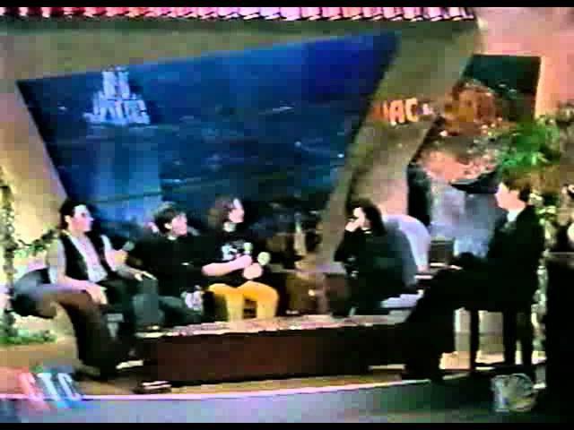 Агата Кристи. Интервью Час совы, СТС, 1997 год