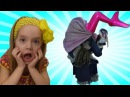 Bad Baby Ведьма украла Малыша РУСАЛКИ Существуют видео для детей MERMAIDS Exist
