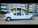 Лимузин карета на свадьбу - Pokataem.by