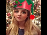 Instagram video by Jackie Evancho  Dec 27, 2016 at 255am UTC