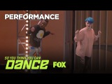 Kaylee & Robert Get Funky On The Dance Floor! | Season 14 Ep. 5 | SO YOU THINK YOU CAN DANCE