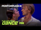 Kristina & Vasily's Performance Melts Hearts | Season 14 Ep. 5 | SO YOU THINK YOU CAN DANCE
