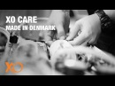 The manufacturing process of a dental chair XO CARE Made in Denmark
